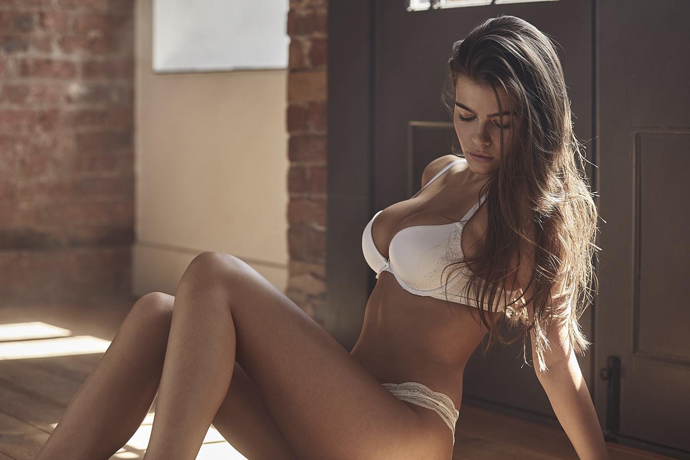 Lingerie Model Photoshoot